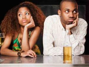 Første date - Pinlig tavshed