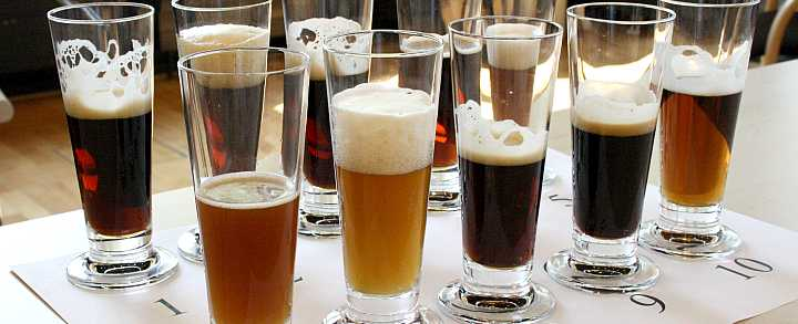 Se alle ølsmagninger