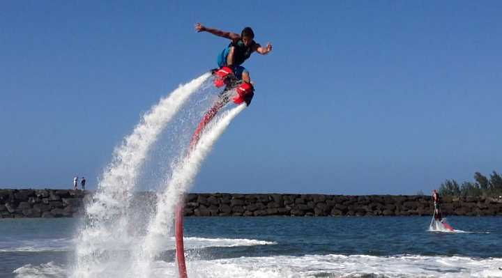 Flyboard og Flyboarding