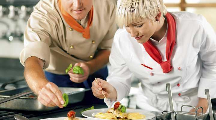 Madlavningskursus og kokkeskole