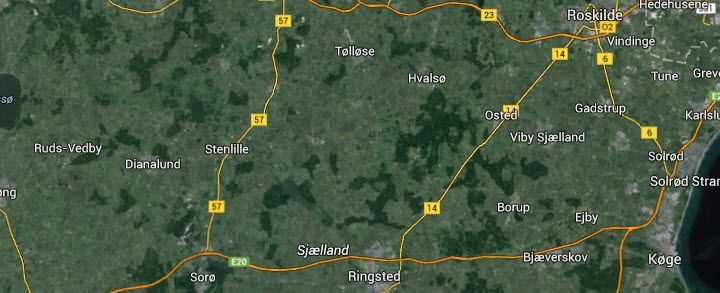Gokart i Roskilde og Midtsjælland