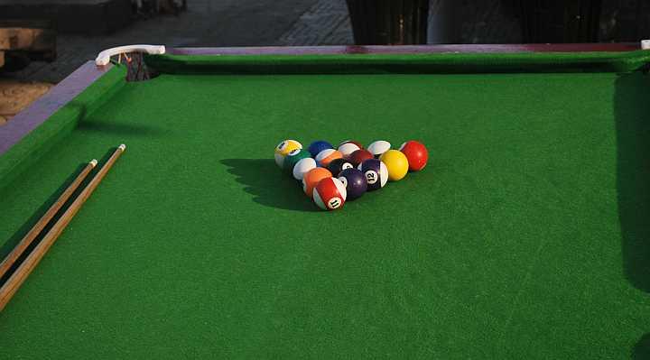 Billard, pool og snooker