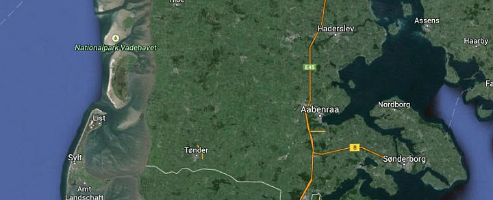 Haderslev og Sønderjylland