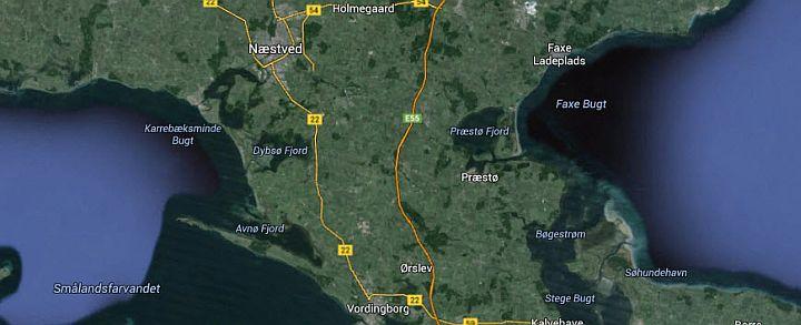 Næstved og Sydsjælland