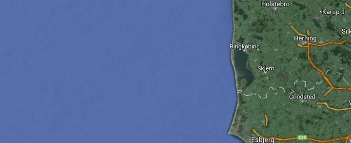 Esbjerg og Vestjylland