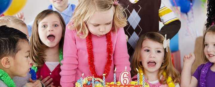 Alle idéer til en børnefødselsdag