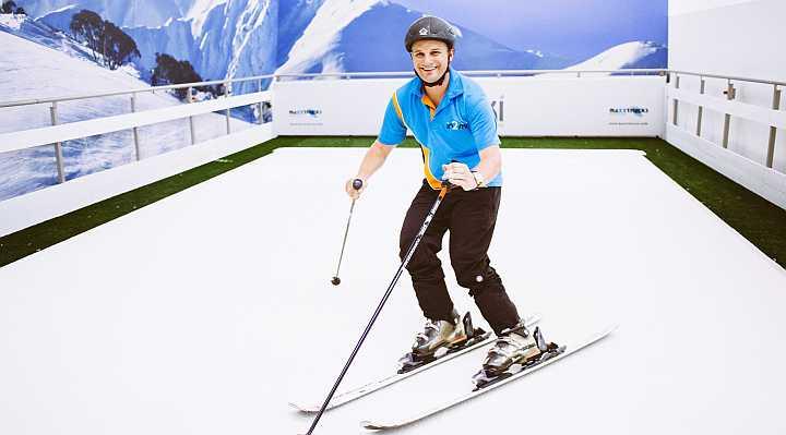 Indendørs ski