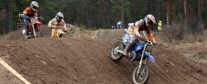 Motorcykler og Motocross