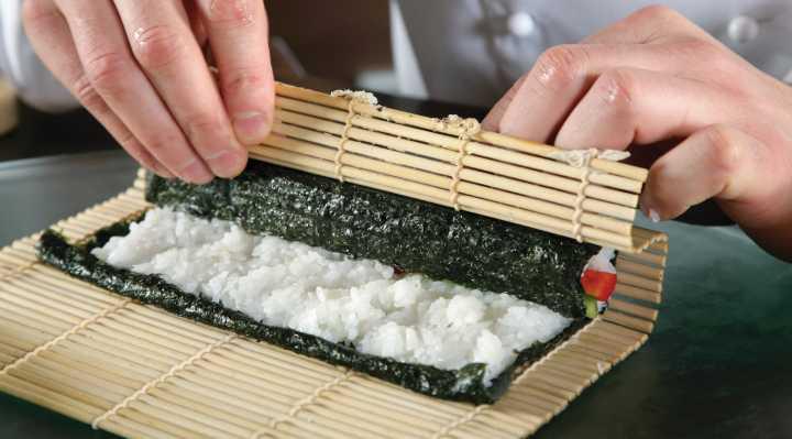 Sushi kursus