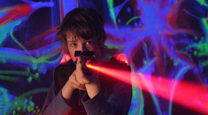 Lasergame og Lasertag
