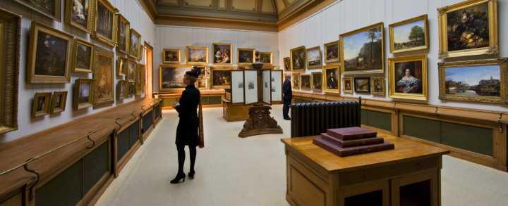 Alle museér og udstillinger