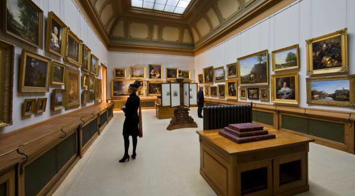 Museum, Museer og udstillinger