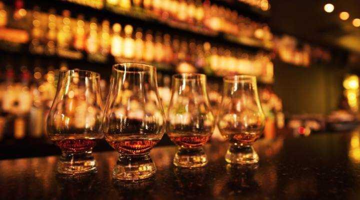 whiskysmagning Cocktailkursus.dk