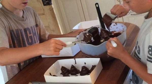 Flødebollekursus - Det søde liv