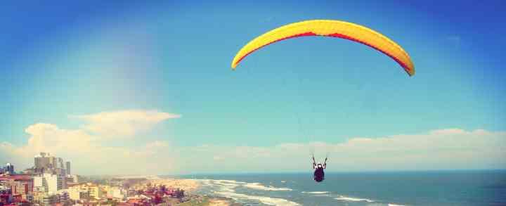 Hanggliding og Paragliding