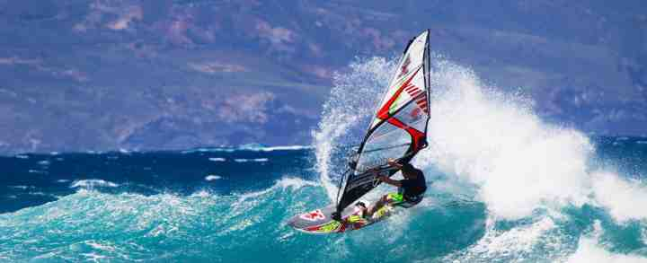Windsurfing, Surfing og Stand Up Paddle