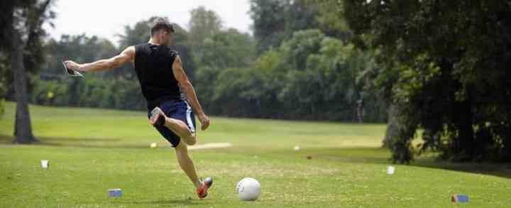 Fodboldgolf og fodgolf