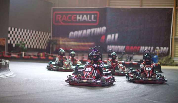 Gokart Racehall