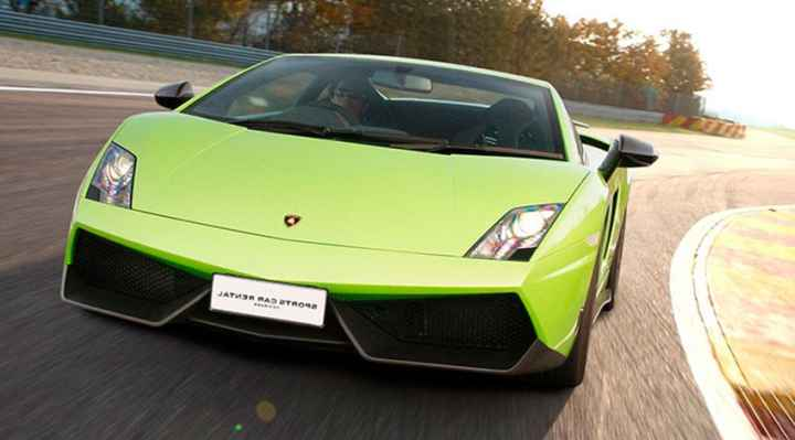 Lamborghini Gallardo bane
