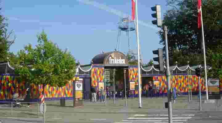 Tivoli Friheden i Århus