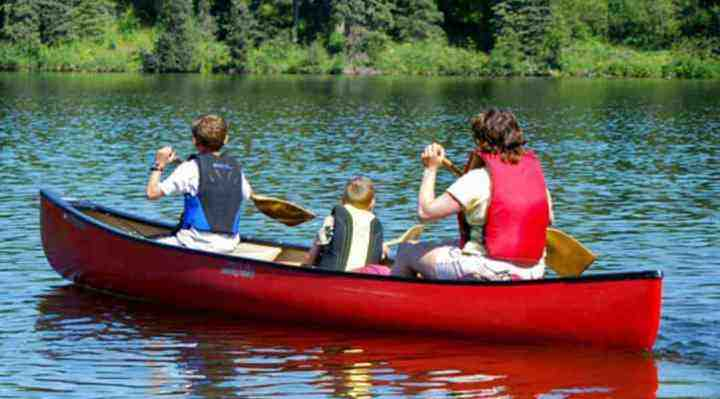 Kano, Kanotur og kanoudlejning