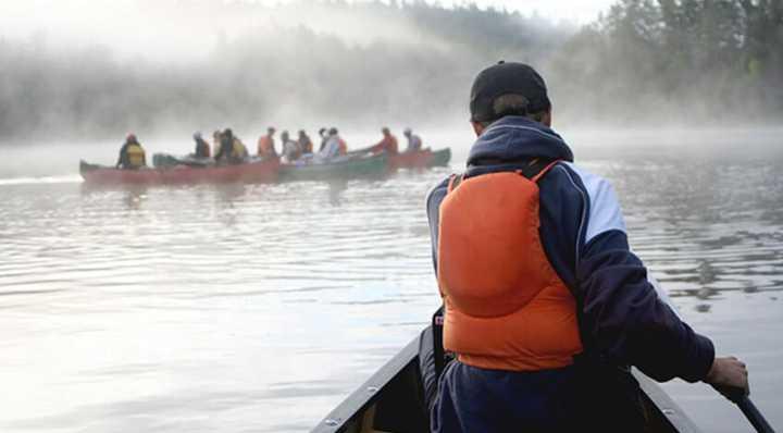 Kanotur med outdoorsports