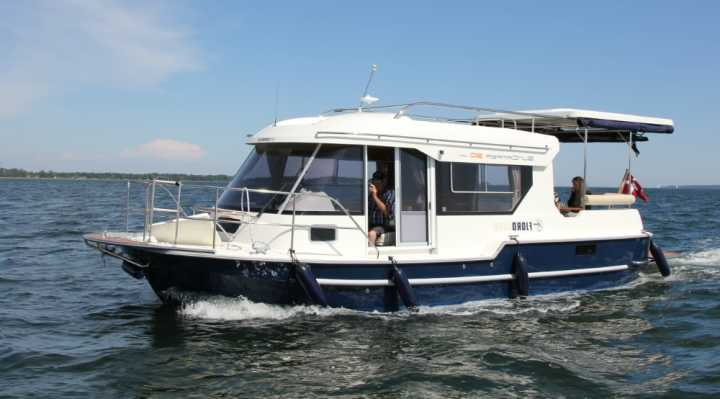 Fjordbåd