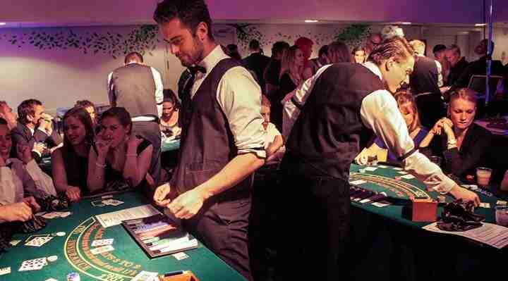 Casinoevent Midgaard event