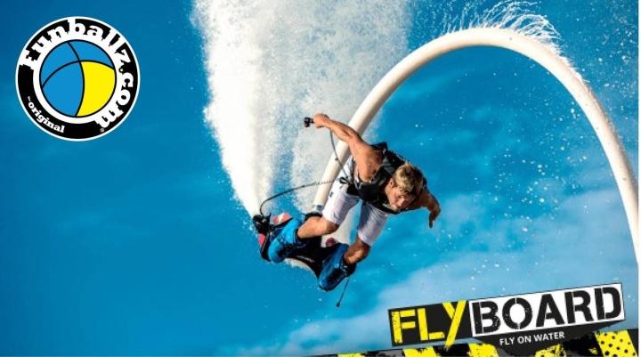 Flyboard Funballz