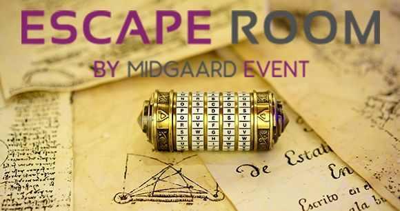 Escaperoom af midgaard event