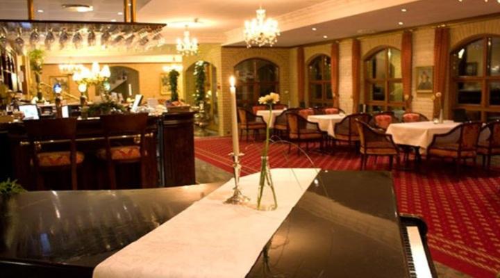 Luksusophold på hotel Amerika i Hobro