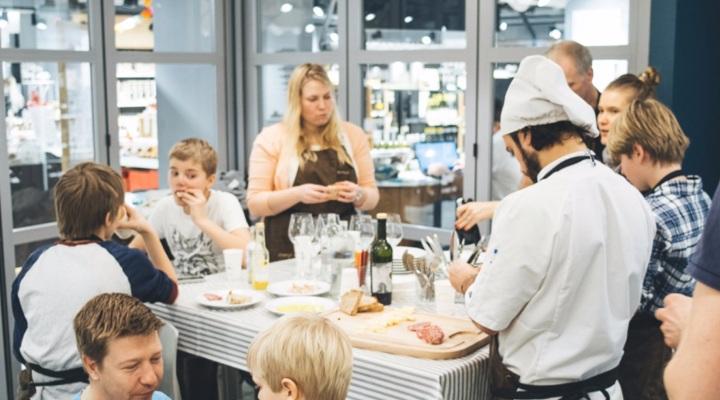 Pizzakursus for børn og voksne hos Eataly i København