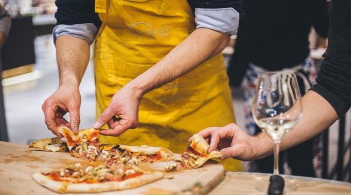 Pizzakursus hos Eataly i København
