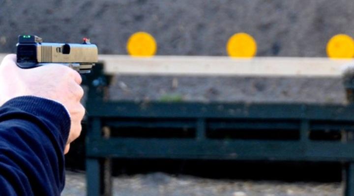 Pistolskydning med gunsport i københavn