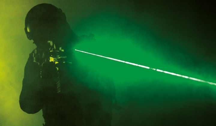 Lasergame Wilt
