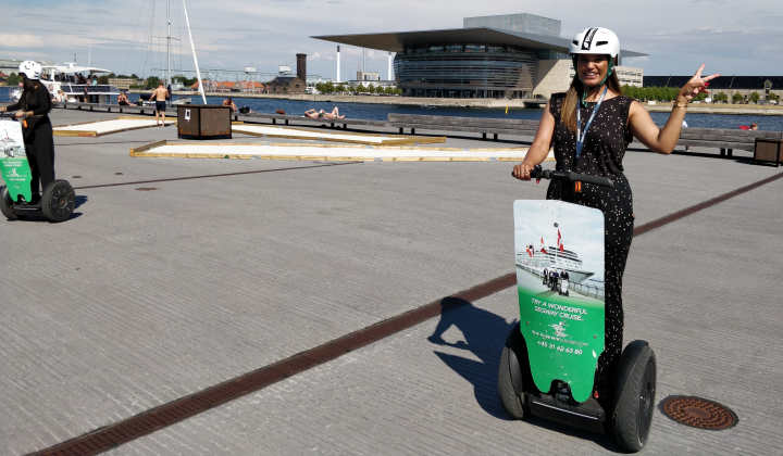 Segway Cruise Tours