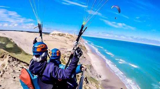 Paragliding Vestevent Nordjylland