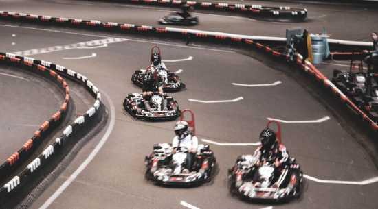 Racehall CPH - Gokartbane i taastrup og København