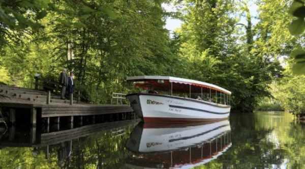 Odense aafart bådtur