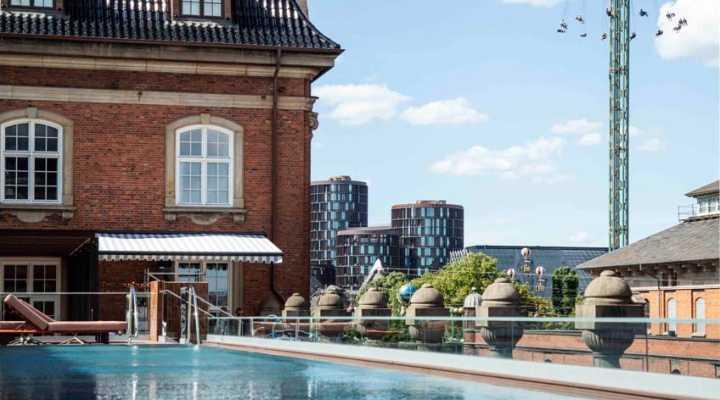 Ophold Villa Copenhagen