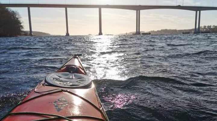 Kajaktur med Kayak Republic