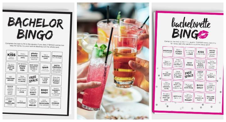 bingo-polterabend-mænd-kvinder-aktivitet-drinks