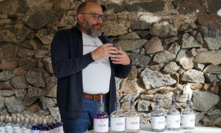 Tranum-Mølle-Destilleri-nordjylland-gin-ginsmagning